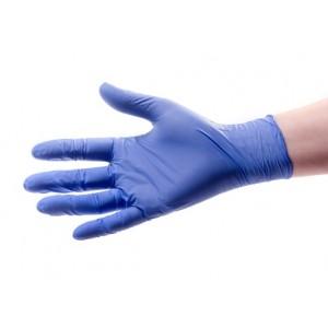 Jednorázové rukavice nitrilové nepudrované Sempercare Velvet - 200 ks
