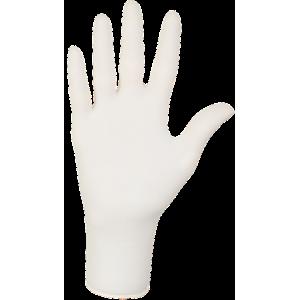 Jednorázové rukavice latexové nepudrované COMFORT - 100 ks