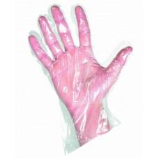 Jednorázové polyethylenové rukavice - 200 kusů