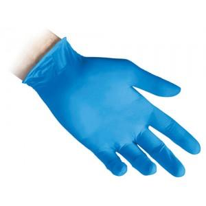 Jednorázové rukavice nitrilové nepudrované Reflexx N80 - 100 ks
