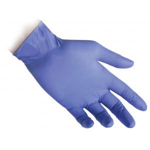 Jednorázové rukavice nitrilové nepudrované Reflexx 76 - 100 ks
