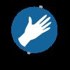 latexové pudrované (4)
