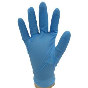 Jednorázové rukavice nitrilové nepudrované wiroLIGHT - 200 ks